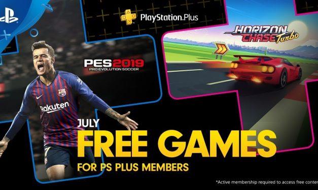 Playstation Plus ponuda jul 2019
