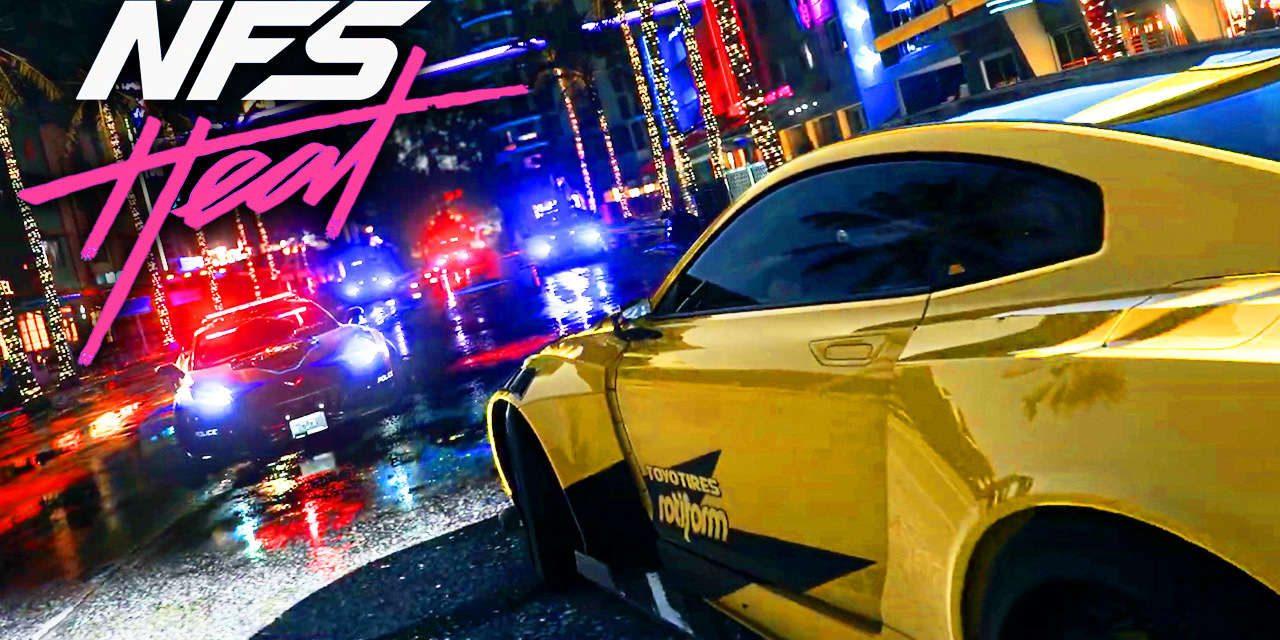 Najavljen Need for Speed Heat – stiže u novembru