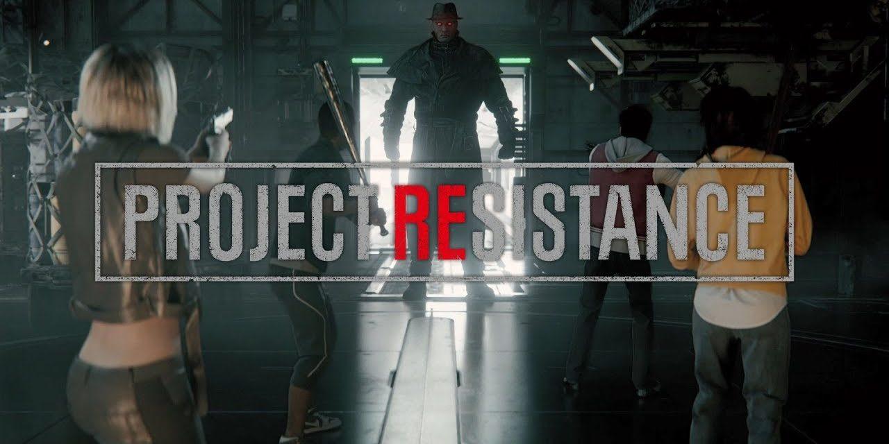 Najavljen Resident Evil Project Resistance